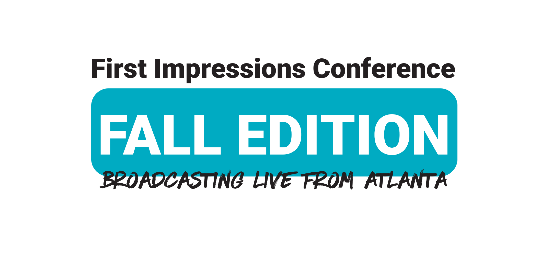 First Impressions Conference Logo