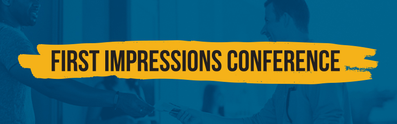 First Impressions Conference   An 3-Day Online Event